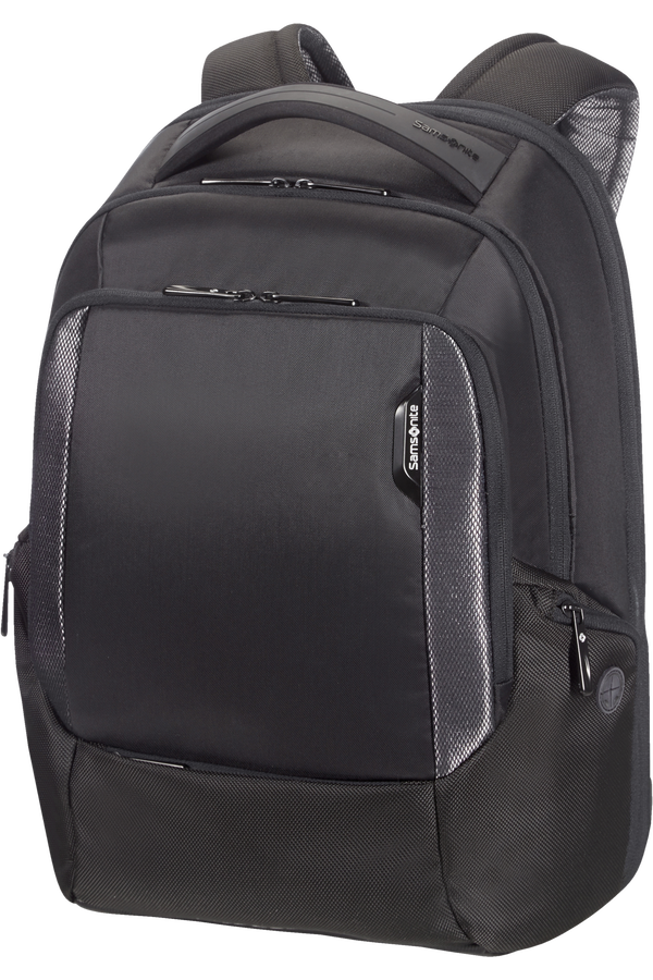Samsonite Cityscape Tech Laptop Backpack Expandable 43.9cm/17.3inch Schwarz