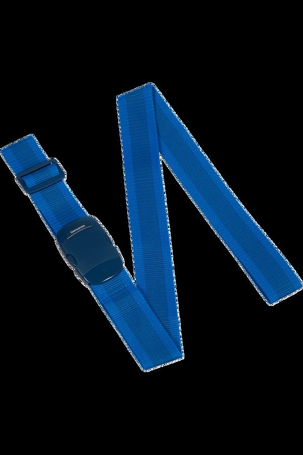 Samsonite Global Ta Luggage Strap 38mm Midnight Blue