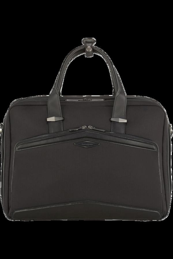 Samsonite Selar Shoulder Bag 24H  Schwarz