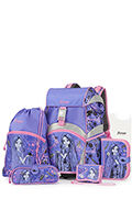 Ergonomic Backpack Rucksack Rapunzel
