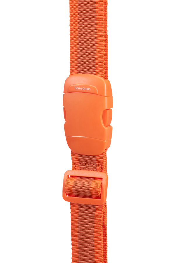 Samsonite Global Ta Luggage Strap 38mm Orange