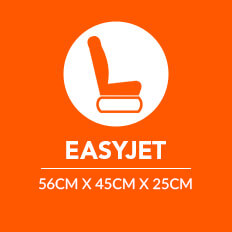 easyJet bagages cabine