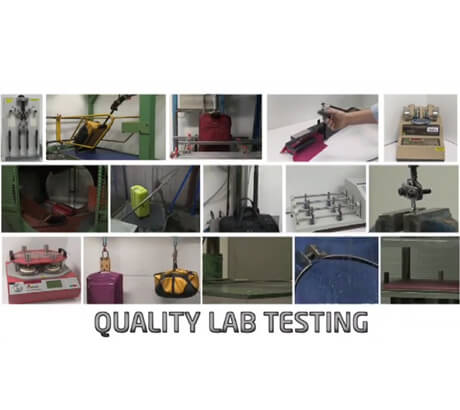 Quality tests