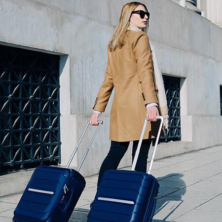 Die richtige Taktik bei der Gepäckwahl: Fünf ultimative Tipps