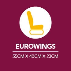 Bagages à main Eurowings