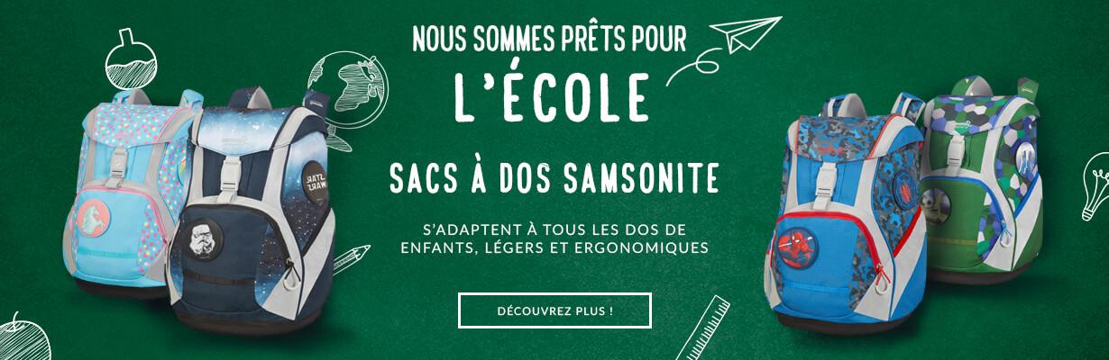 Samsonite - Ab in die schule