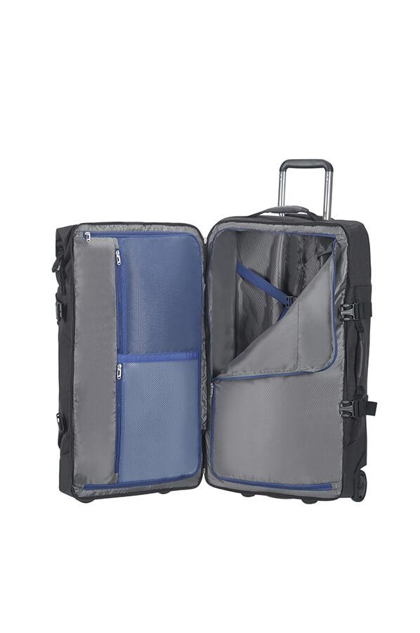 ziproll reisetasche mit rollen 75cm samsonite. Black Bedroom Furniture Sets. Home Design Ideas