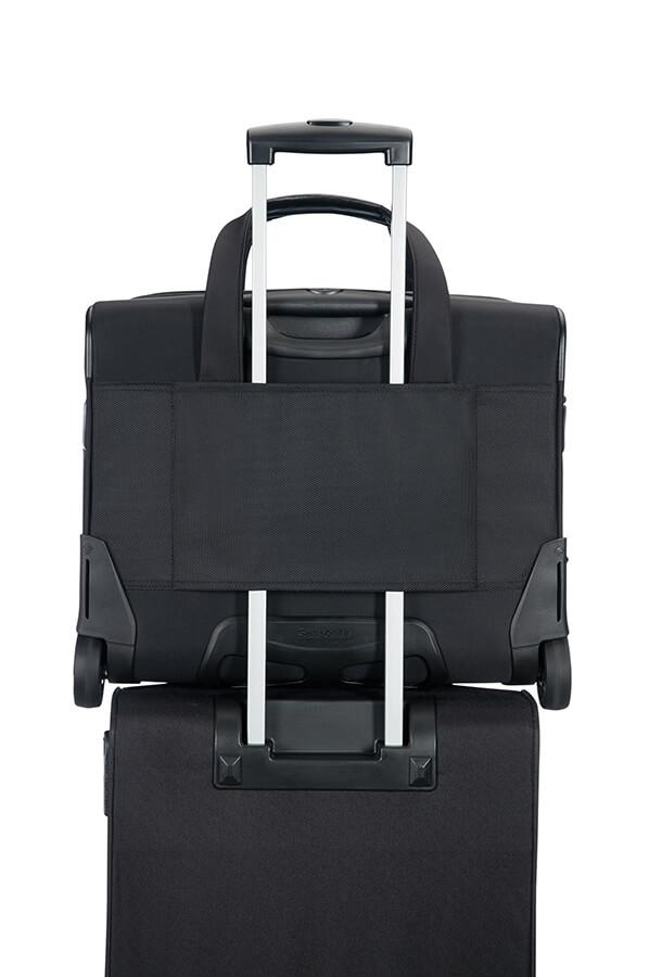 spectrolite 2 0 laptoptasche mit rollen 17 3 samsonite. Black Bedroom Furniture Sets. Home Design Ideas