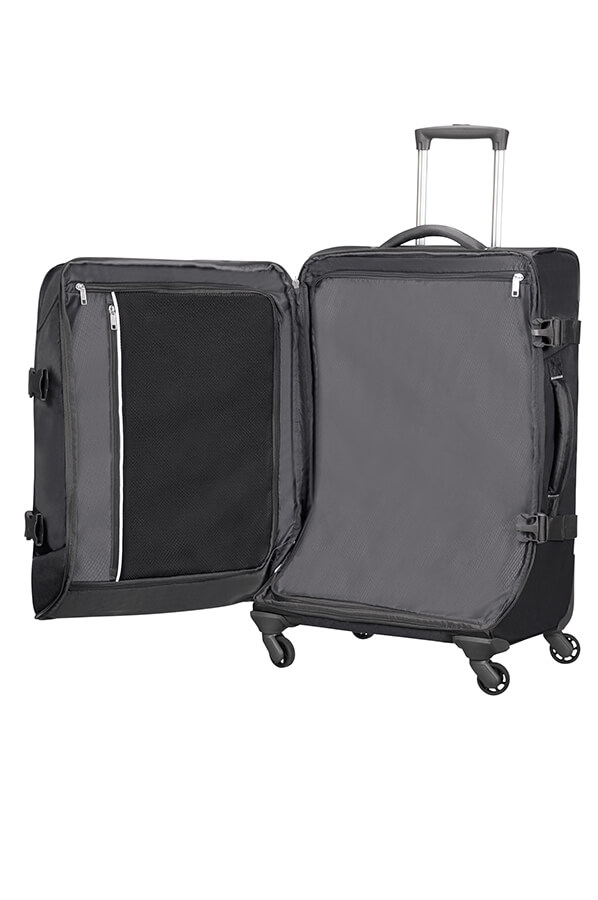 4mation reisetasche mit rollen 67cm samsonite. Black Bedroom Furniture Sets. Home Design Ideas