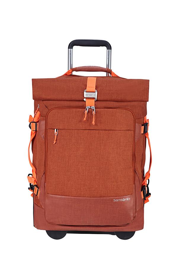 ziproll reisetasche rucksack auf rollen 55cm samsonite. Black Bedroom Furniture Sets. Home Design Ideas